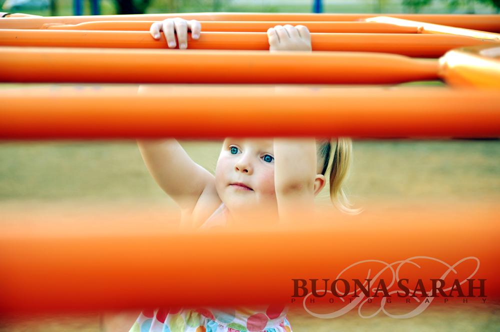 Little Miss Maiya   {tulsa children's photographer}