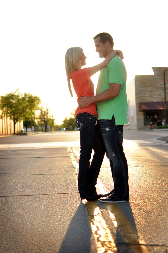 tulsa photographers engagements