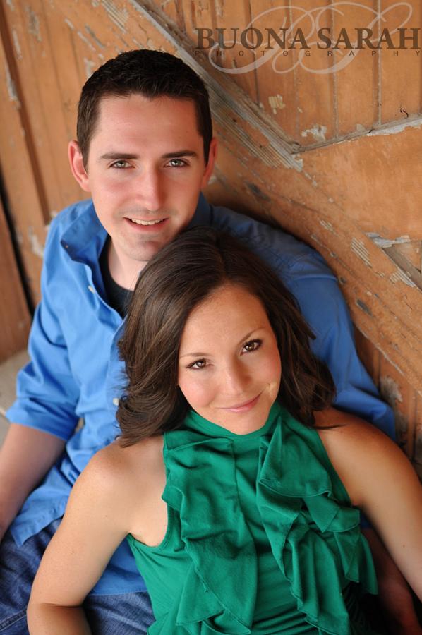 Candace & Nathan's engagement portraits tulsa