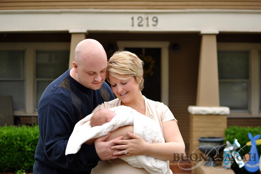 tulsa newborn photographers
