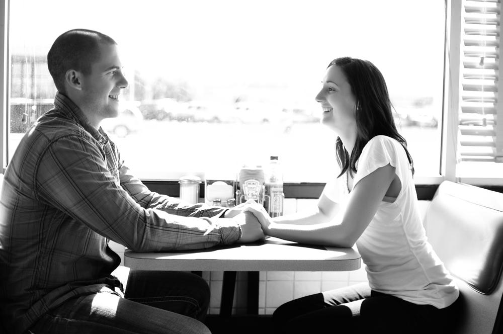 Cherish & Gabe engagements with tulsa photographers