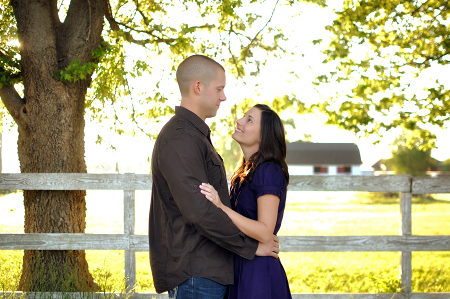 cherish & gabe's session with tulsa photographers