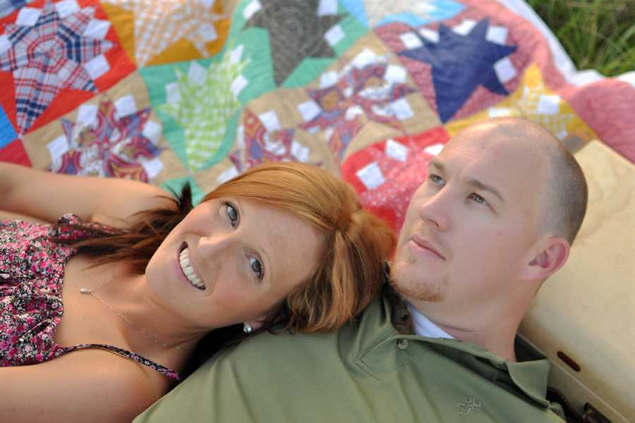 cute engagement pictures in tulsa
