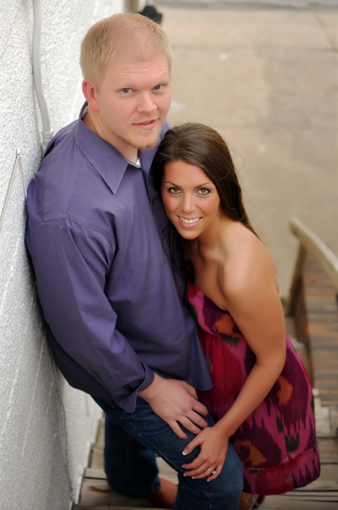 engagement sesssion with tulsa photographers 