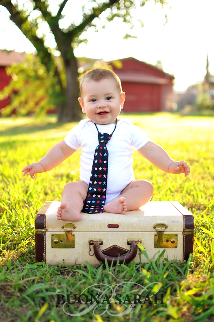 baby portraits with tulsa photographers