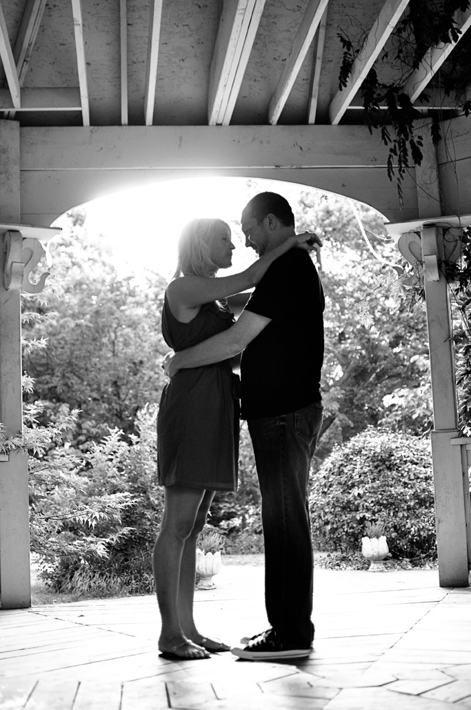 engagement session with lauren & patrick