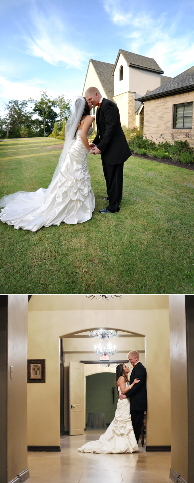 Real weddings with tulsa photographers 