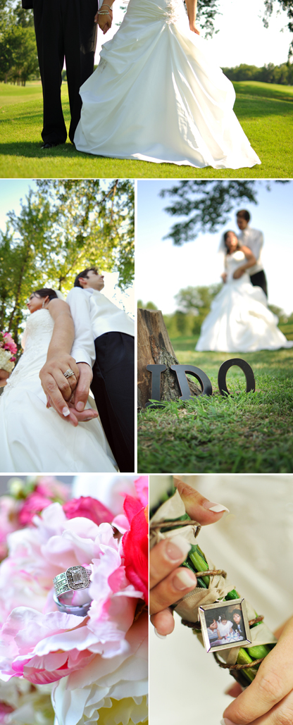 oklahoma weddings with tulsa photographers