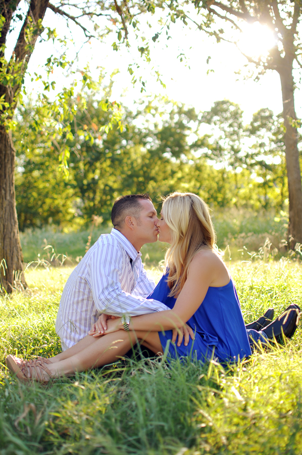 Doug & Ashley's Storybook Engagement      {tulsa photographers}