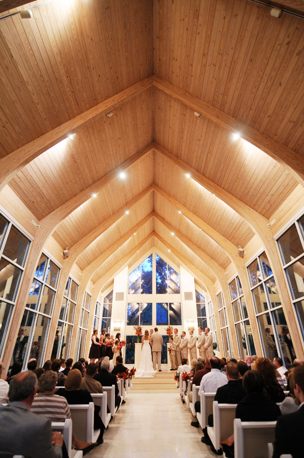 tarp chapel weddings