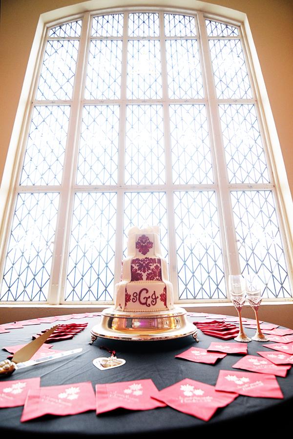 tulsa photographers and wedding cake