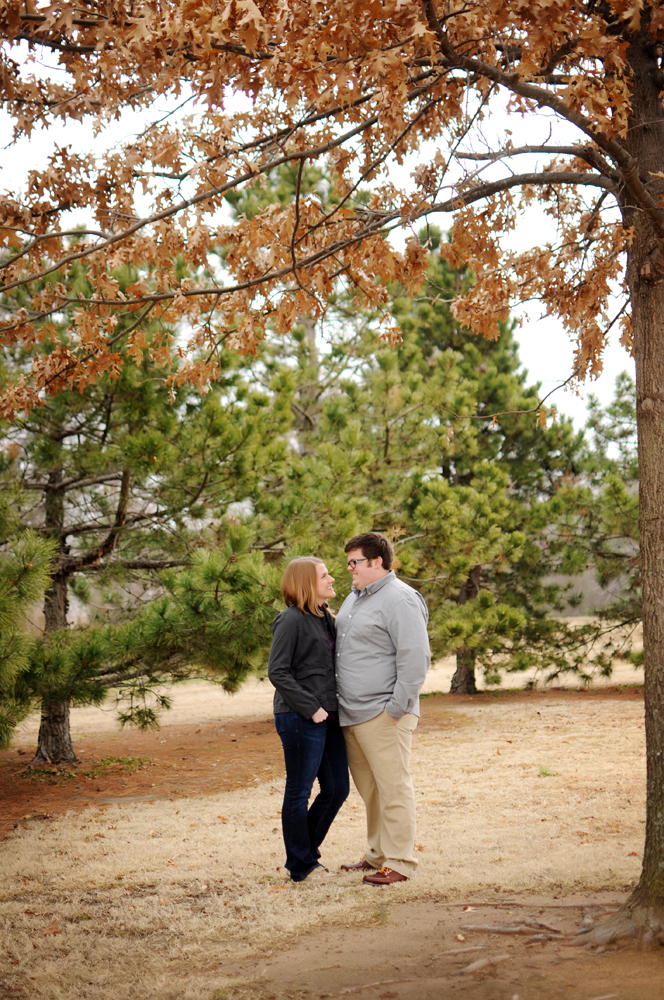 michelle's engagement session 