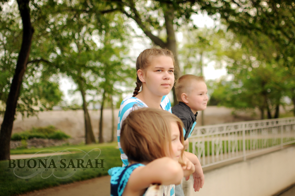 blankenship family portraits in tulsa