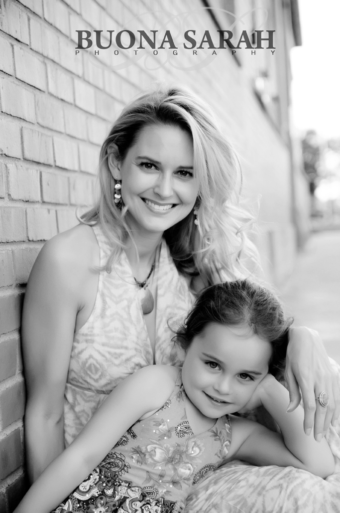 mother daughter portraits tulsa
