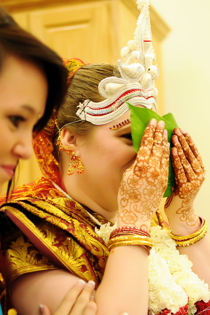 hindu ceremony with tulsa photographers
