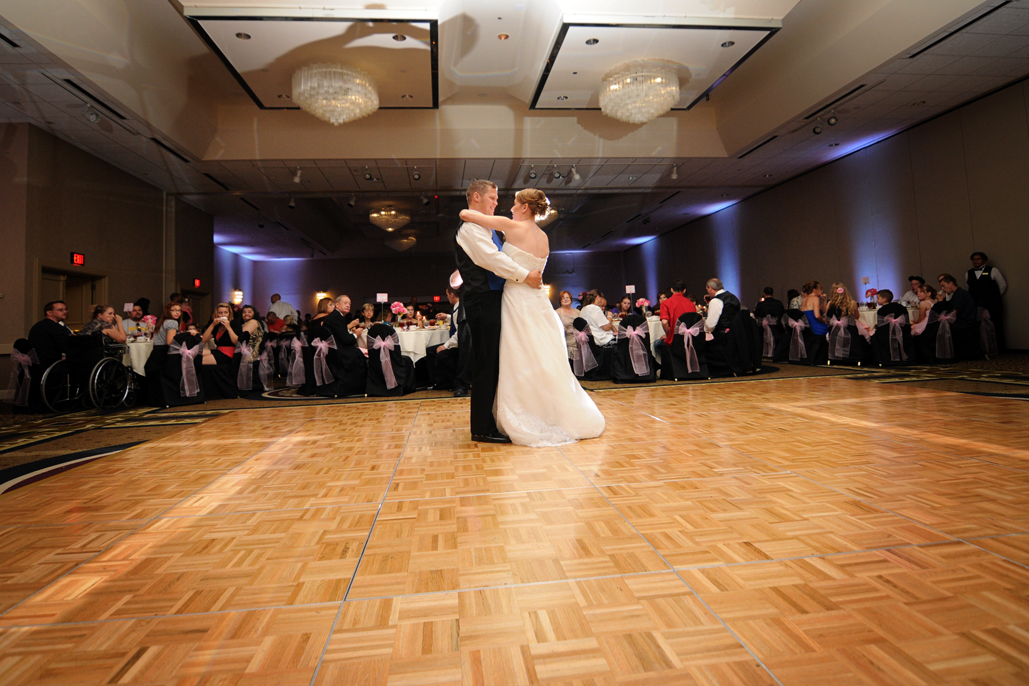 first dance at doubletree downtown tulsa