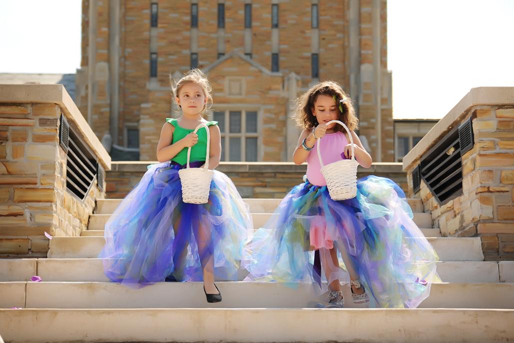 University of Tulsa weddings with tulsa photographers
